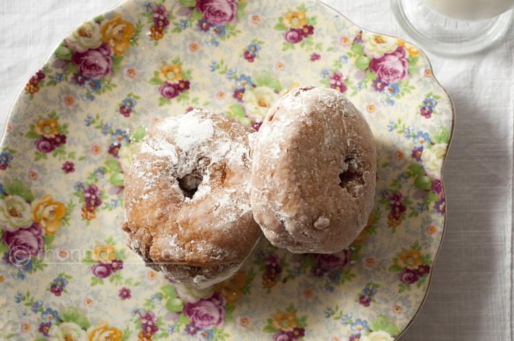 Grandma's Buttermilk Donuts