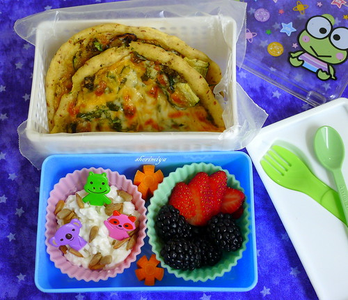 Pizza Bento! by sherimiya ♥
