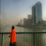 Downtown Cairo from 26th street bridge #WeVisitEgypt