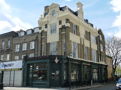 Crown and Anchor, Brixton, SW9