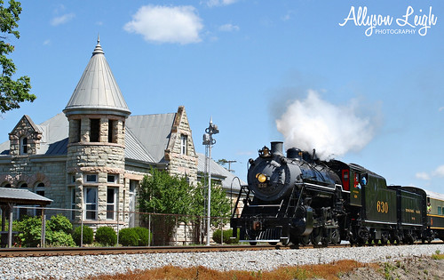 norfolksouthern tennesseevalleyrailroadmuseum 21stcenturysteam southern630 allysonleighphotography