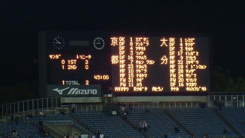 2012/04 J2第10節 京都vs大分 #01
