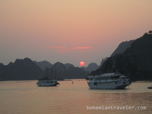 Halong Bay Sunset (5)