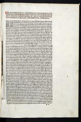 Woodcut initial in Seneca, Lucius Annaeus: Tragoediae
