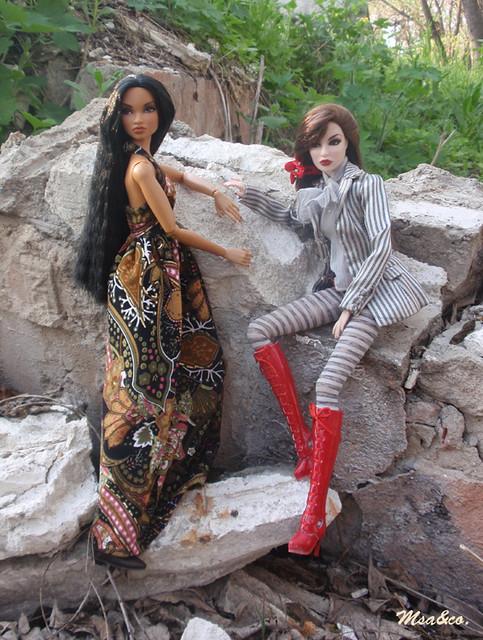 Dorothy & Colette