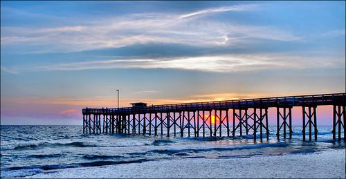 sunset florida piers panamacitybeach standrewsstatepark abigfave nikond3100 nikkor1855afsvrlens me2youphotographylevel2 me2youphotographylevel1