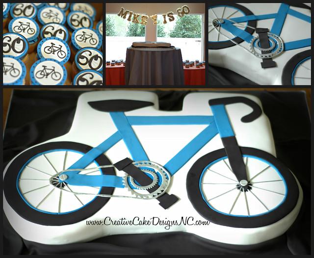 Bike Cake Flickr - Photo Sharing!