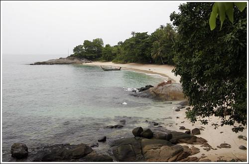 Koh Kaew Yai beach near Phuket