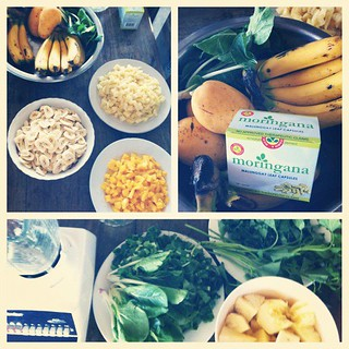 Raw Food workshop by Moringana