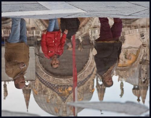 spiegeling san marco by hans van egdom