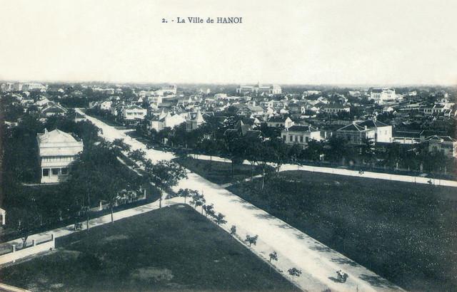 La Ville de Hanoi