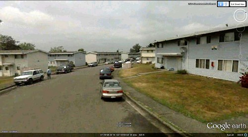 Sunset Terrace, Renton, WA (via Google Earth)