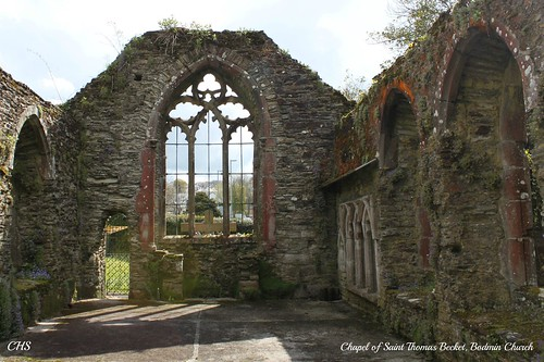 Chapel of Saint Thomas Becket, Bodmin Church by Stocker Images