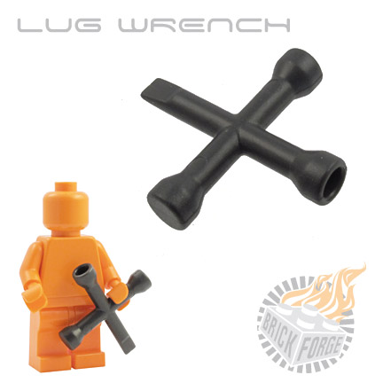 Lug Wrench - Carbon