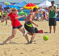 play, sports, beach soccer, competition event, team sport, football, ball game, ball,
