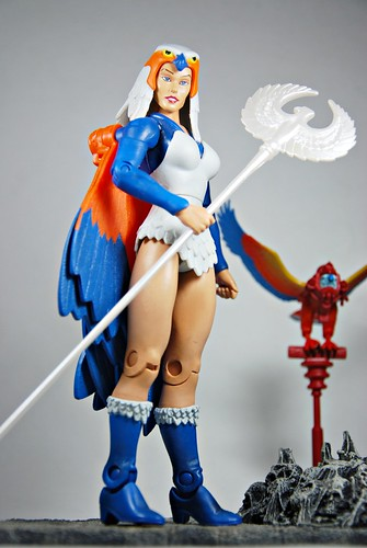 Sorceress: Heroic Guardian of Castle Grayskull