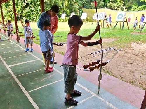 kids' archery