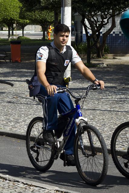 Vitoria Policeman