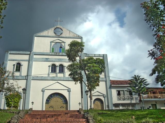 Imagen de la Iglesia San José en Córdoba, Quindio