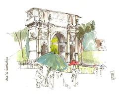 Rome06-05-12c by Anita Davies
