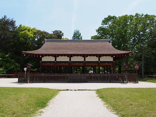 上賀茂神社 御所舎