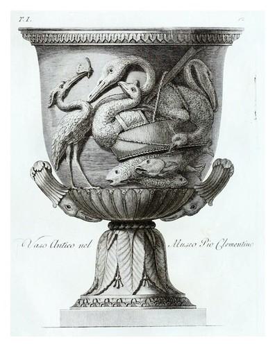006-Manuale di varj ornamenti componenti la serie de' vasj antichi…Vol 1-1740-Carlo Antonini