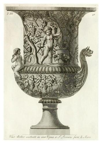 018-Manuale di varj ornamenti componenti la serie de' vasj antichi…Vol 3-1740-Carlo Antonini