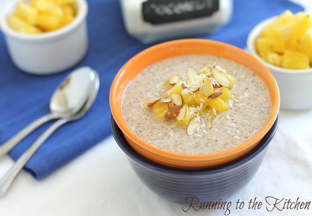 Overnight buckwheat oats