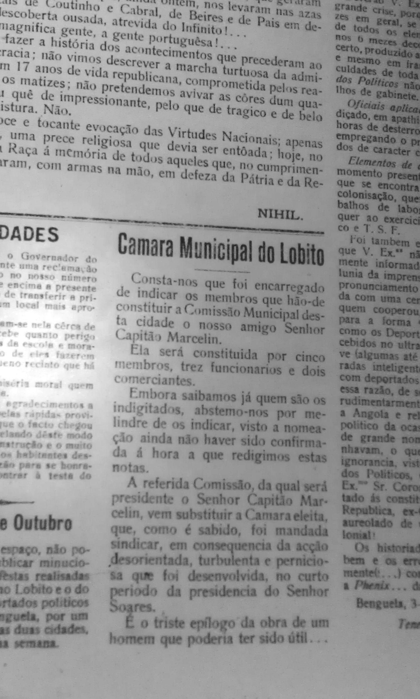 CAPITÃO MERCELIM _ Presidente da Comissão Municipal