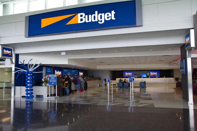 Budget car rental seatac airport wa