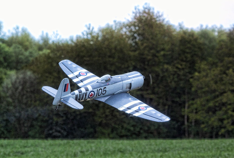 First attempt at model aircraft