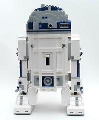 10225 R2-D2 Back