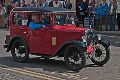 Wallingford Classic Car Rally 2012