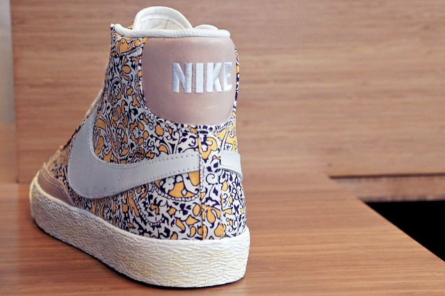 new style c90f3 4a67b Nike x Liberty SS12  la nouvelle collection - Trendy Mood