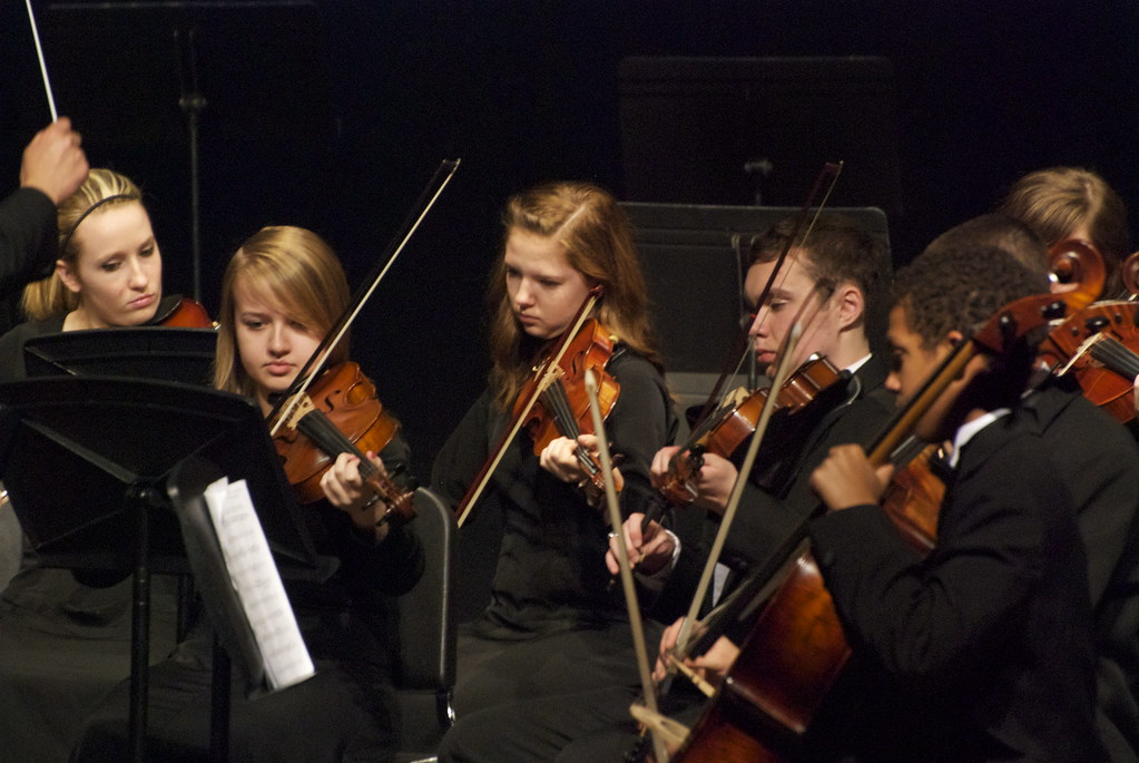 May Orchestra Concert