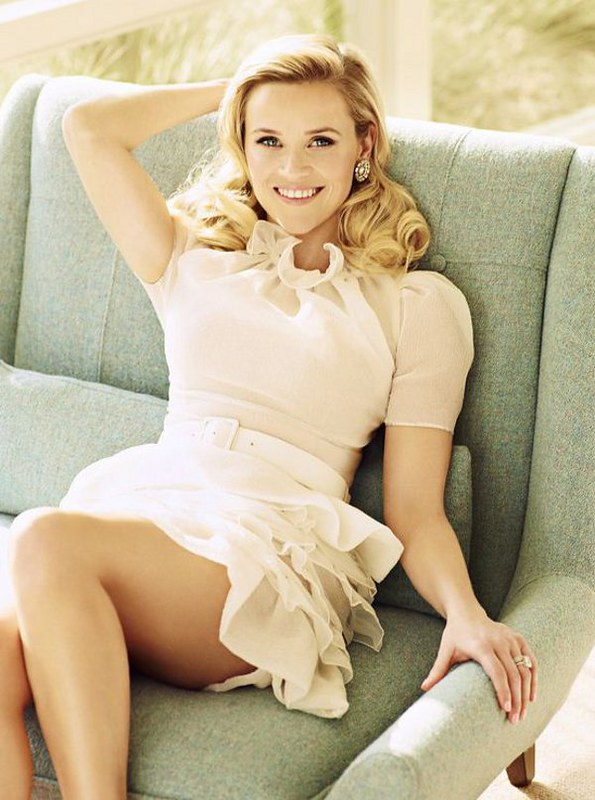 reese witherspoon in glamour uk