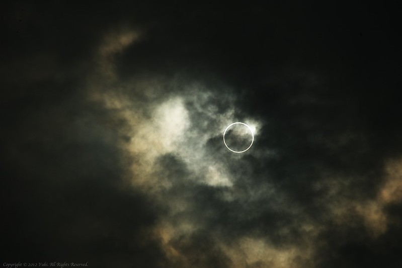 annular eclipse #2