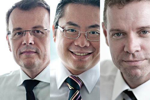 New Client Work: Corporate Portraits for IFS Asia Pacific