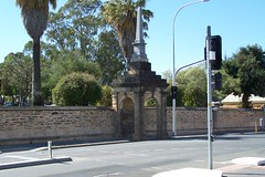 McKinlay Monument, Murray Street, Gawler, 2007.