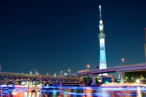 Happy Birthday Tokyo Sky Tree!!