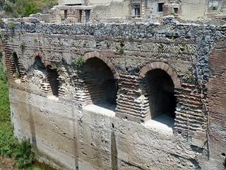 Image of House of Aristides. italy herculaneum