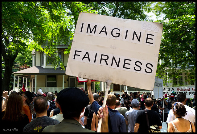 Imagine Fairness