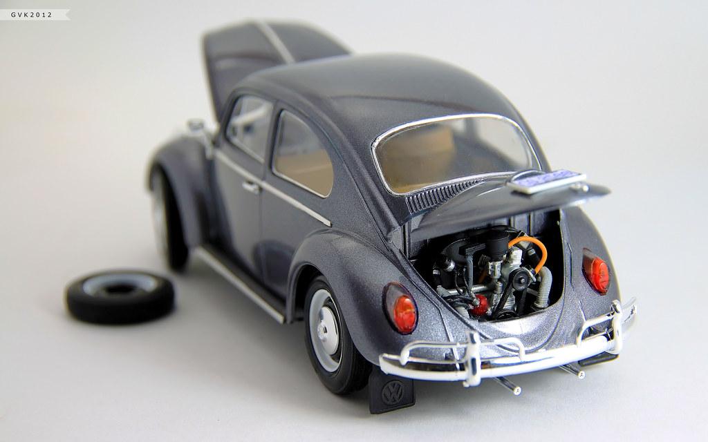 1966 Volkswagen Beetle 1300 7256216254_5b8674a98c_b