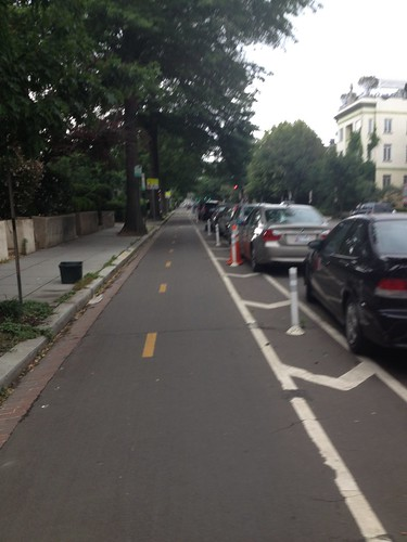 two way bike lane
