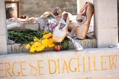 Sergei Diaghilev's grave