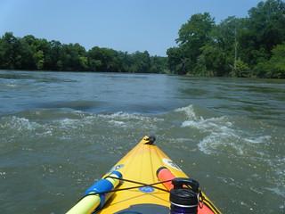 Broad River Paddling May 26, 2012 11-35 AM