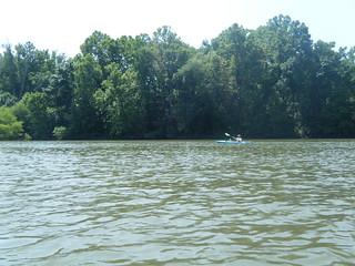Broad River Paddling May 26, 2012 11-040