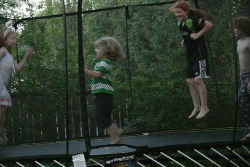 trampolinekids