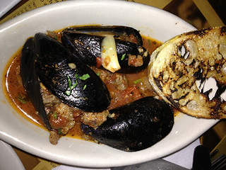 Mussels Peroni