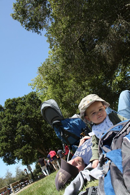 Memorial Day Hike - Toro Park